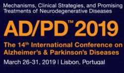 14th International Conference on Alzheimer's and Parkinson's Diseases