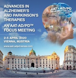 AAT-AD/PD Focus Meeting 2020 - Advances in Alzheimer's and Parkinson's Therapies